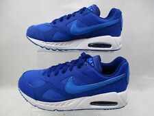 Nike Air Max IVO (PS) Kids Boys Trainers Shoes 579996 444 Blue/White