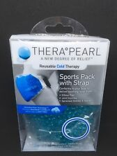 Therapearl Reusable Cold Therapy Sports Pack with Strap
