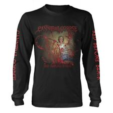 CANNIBAL CORPSE - RED BEFORE BLACK LONGSLEEVE T-SHIRT