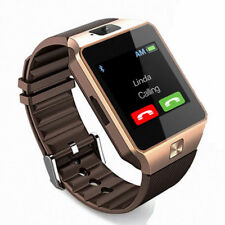 New DZ09 Smart Watch Phone & Camera Bluetooth Apple & Android Compatibl GT Watch