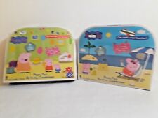Peppa Pig's Birthday or Vacation 7 Day Count Down Preschool Playset for ages 2+