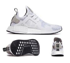 Mens Adidas NMD XR1 White Trainers (PF27) RRP £119.99