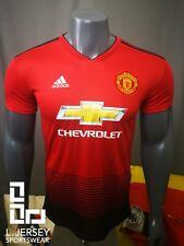 MANCHESTER UNITED MEN HOME 18/19 CLIMALITE FANS JERSEY