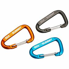 Sea To Summit Accessory Carabiner Set 3pcs Unisex Climbing Gear - Mixed One Size