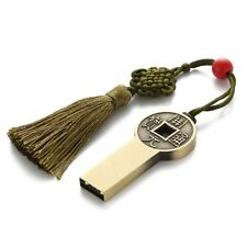 usb drive Chinese Ancient Coin flash memory stick u disk gifts thumb drive  N7R3