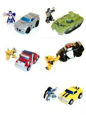 "TRANSFORMERS Robot Heroes 2.5"" Figure & Vehicle toy sets GREAT FOR YOUNG KIDS"