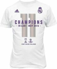 ADIDAS MENS REAL MADRID UCL WINNER T-SHIRT/XL