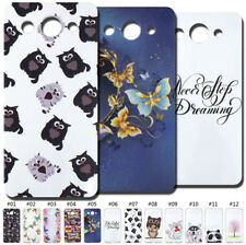 For Huawei Cute Protective TPU Rubber Soft Case Cover Back Clear Silicone Skin