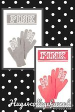 NEW Victorias Secret VS PINK Headband and Glove Set Your Choice of Color!