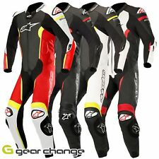 Alpinestars Missile Leather One Piece Motorbike Motorcycle Suit