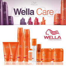 Wella Professionals Enrich Shampoo Conditioner Treatment and Hair Styling Range!