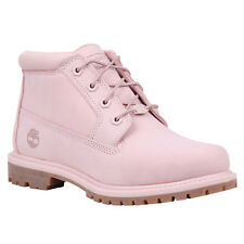 Women's Timberland Waterproof Nellie Chukka Double Boots Light Pink/Rose