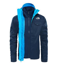 The North Face - Tanken navy jacket / DryVent / Triclimate®. Uomo Blu Sportivo
