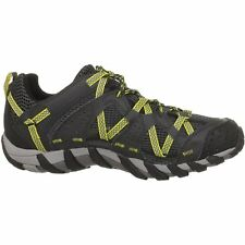 Merrell Waterpro Maipo Mens Footwear Aqua Shoes - Carbon Empire Yellow All Sizes