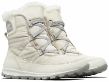 Sorel Whitney Short Lace Womens Boots - Fawn All Sizes