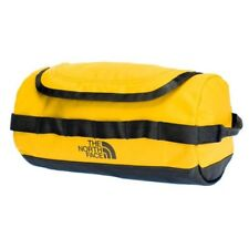 North Face Base Camp Travel Canister Unisexe Sac De Toilette - Summit Gold Tnf