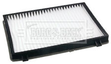 Pollen / Cabin Filter BFC1280 Borg & Beck Genuine Top Quality Replacement New