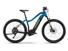 Sduro Cross 9.0 Bosch 500wh 11v black/blue 2019 woman Haibike Pedelec City
