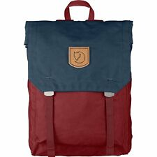 Fjallraven Foldsack No 1 Unisexe Sac à Dos - Ox Red-navy Une Taille