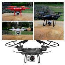 DRONE RC QUADRICOTTERO RADICOMANDATO WIFI FPV 2MP CAMERA HD VIDEO FOTO