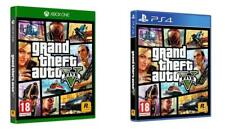 Grand Theft Auto V - PS4 - Xbox One  Brand New & Sealed