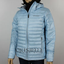 "New Womens Columbia ""Powdery Pass"" Omni-Shield Insulated Winter Jacket Coat"