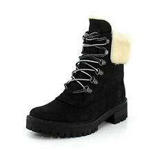 Timberland Womens Courmayeur Valley Shearling-Lined Boot