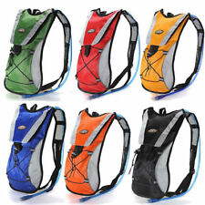 2L Water Bladder Bag Hydration System Backpack Camelback Pack Hiking Camping NEW