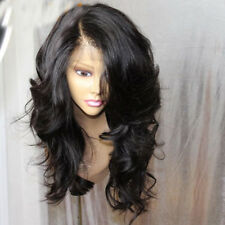 Brazilian Virgin Human Hair Wig 360 Lace Frontal Wig With Baby Hair Curly Wave M