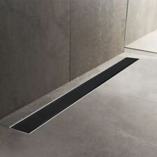 600mm to 1500mm Stainless Steel Wetroom Shower Drain Channel Trap Gully (#12)