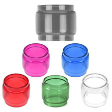 Pyrex Glass Tank Tube Extended Bubble Replacement For SMOK TFV12 Prince 8ml