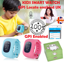 Smart Watch Q50 GPS SOS LBS Activity Tracker Phone Watch Anti-Lost for Child Kid