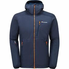 Montane Hydrogen Direct Mens Jacket Synthetic Fill - Antarctic Blue All Sizes