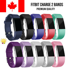 For Fitbit Charge 2 Band Replacement Wristband Watch Strap Bracelet Small Large