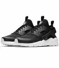 SCARPE NIKE 819685 016 AIR HUARACHE RUN ULTRA BLACK/WHITE MODA UOMO FASHION