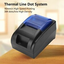 USB Bluetooth Thermal Printer Wireless Receipt Machine for Windows Android iOS L