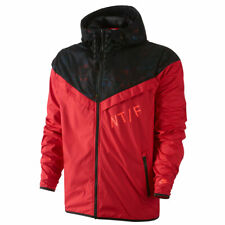 90667cb475723 Nike JACKET TRACK AND FIELD WINDRUNNER Red 723869-657 red mod. 723869-657