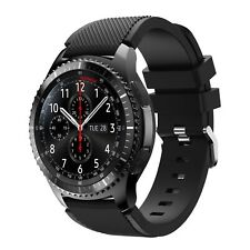 Silicone Sports Replacement Watch Strap for Samsung Gear S3 Frontier /Classic UK