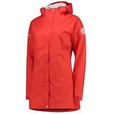 Manchester United Columbia Splash A Little Jacket Coat Top Cherrybomb Womens
