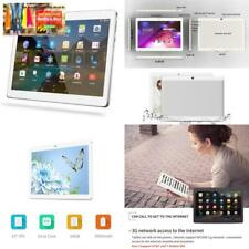Android Tablet 10 Inch With Sim Card Slots 4Gb Ram 64Gb Rom 3G Unlocked Gsm Gps
