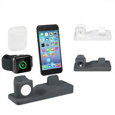Charging Stand Dock Station Holder For iPhone for Apple Watch For Airpods 3in1