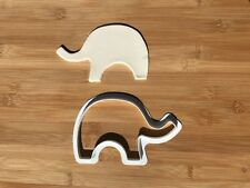 Elephant Biscuit Cookie Cutter Fondant Cake Decorating Mold