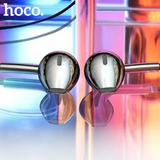 HOCO Original Wired Earphone Earbuds With Remote Mic 3.5mm Wired In-ear Plug