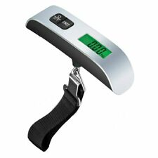 50kg/110lb Digital Electronic Luggage Scale Portable Suitcase Scale Handled