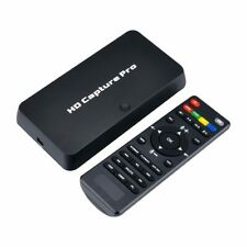 Ezcap295 Hd1080p Video Game Capture Recorder USB2.0 Playback Card Remote Control