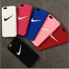 Nike Sport Cover Case For Iphone 5 5S 6 6S 7 8 Plus X Xr Xs Xs max