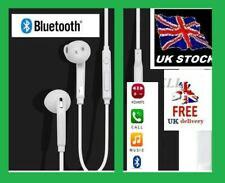 IPhone X 8 7 XR XS 11 PRO MAX Bluetooth Earphones Headphones compatible with Mic