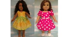 """18"""" Doll Dress fits 18 inch American Girl Doll Clothes 68bc"""