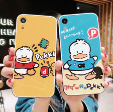 Cartoon Donald Duck Soft Case For iPhone X XR XS Max 6 6s 7 8 Plus