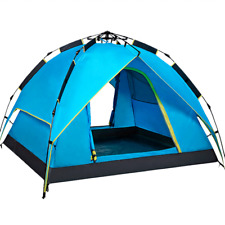 Waterproof military Outdoor Army Camping Tent with Mosquito Net - Sleeps 4
